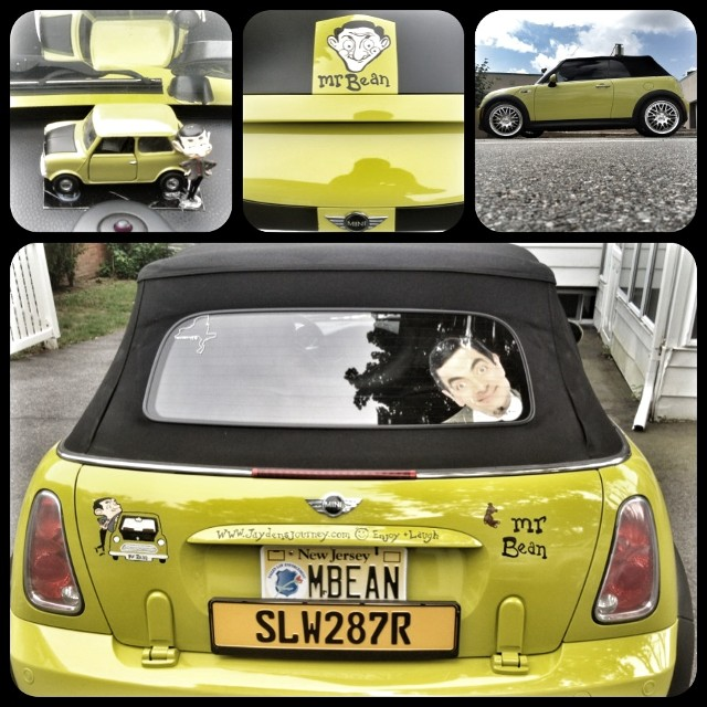 MR Bean Mobile