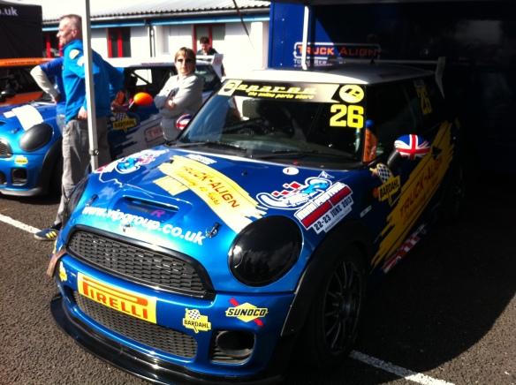 R56 Challenge Racecar
