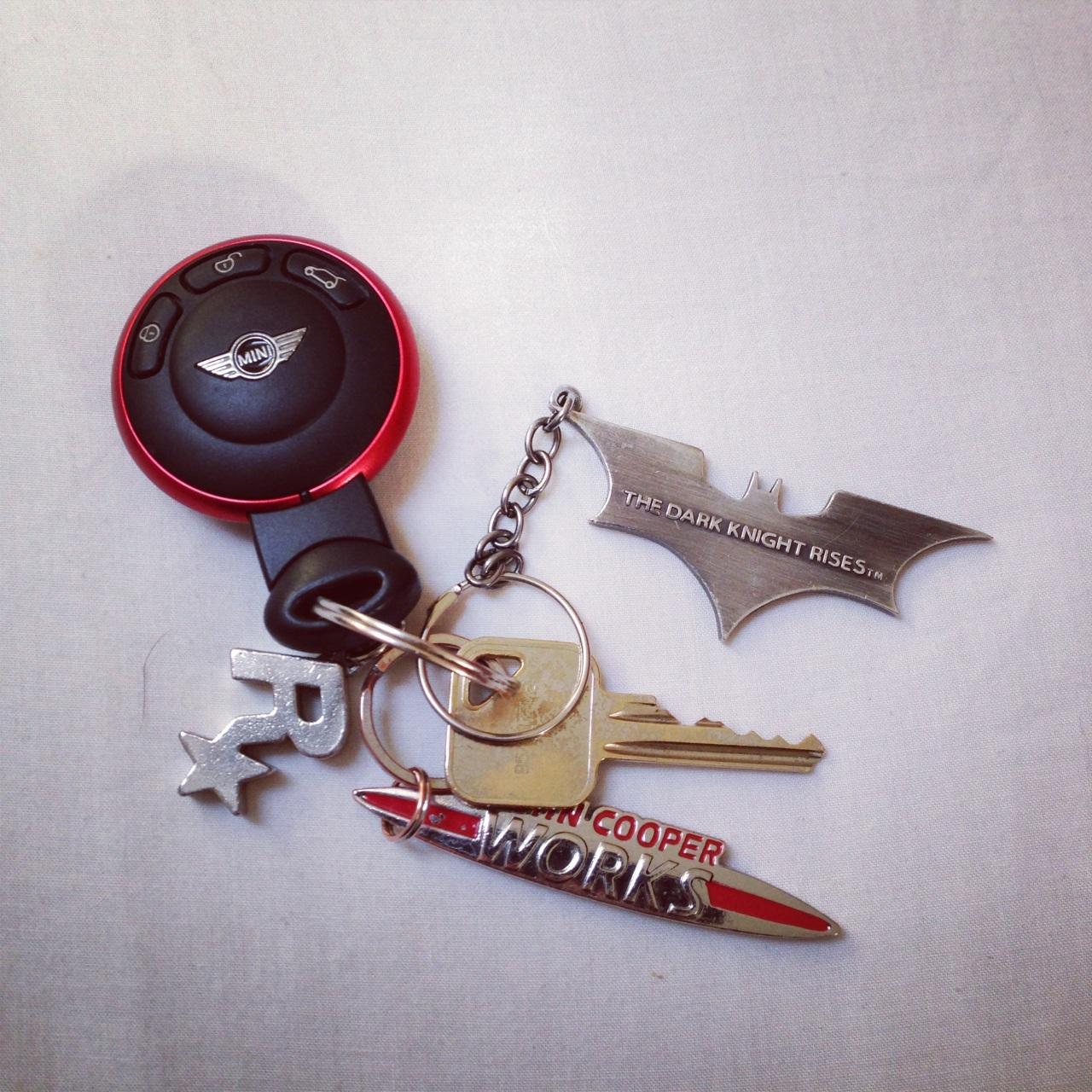 MINI Keys