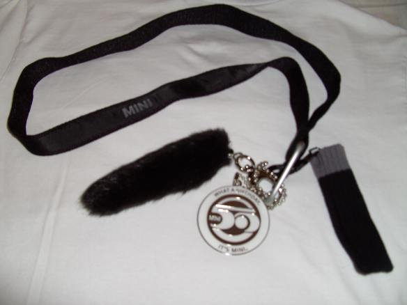 MINI UNITED 2009 Lanyard