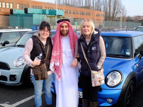 Sheikh Ali's Wives