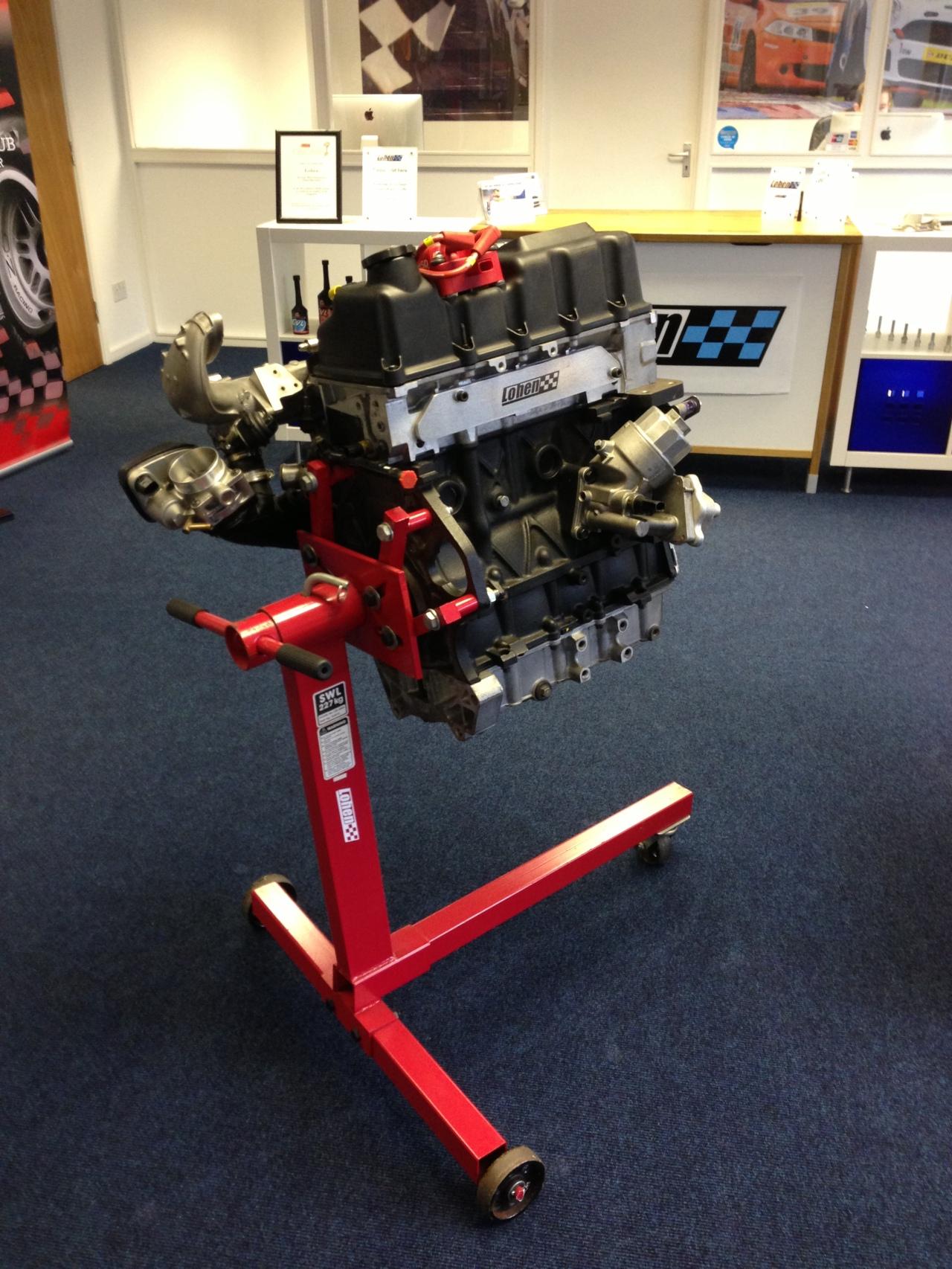 Lohen Engine Block