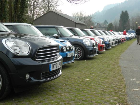 MINI Carpark
