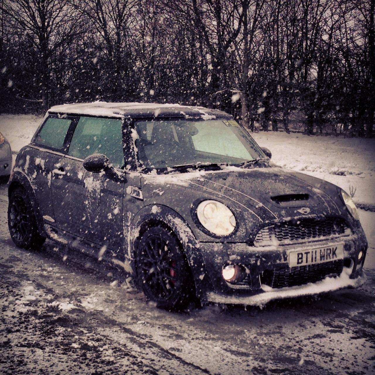 Snow JCW