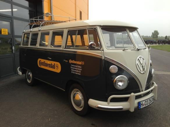 Immaculate VW Camper Van