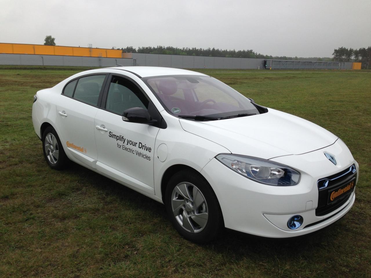 Renaults EV