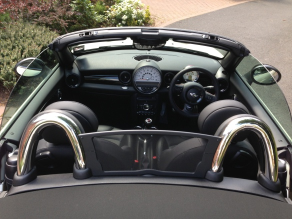 MINI Roadster Interior