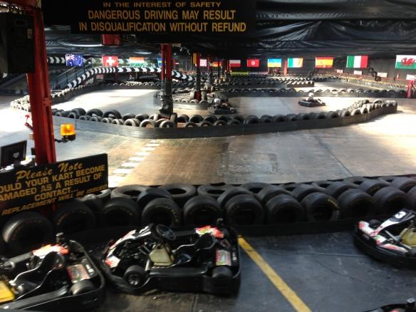 Go Karting track