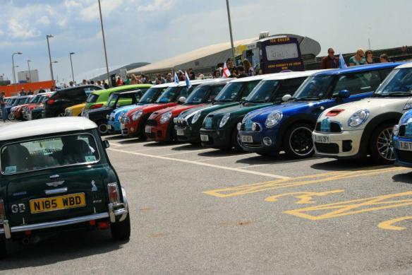 SNM Crew Drive by classic mini