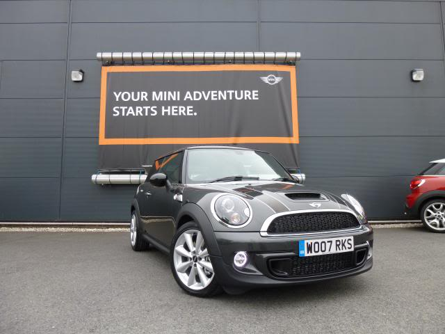 Ian MINI Cooper S MINI adventure