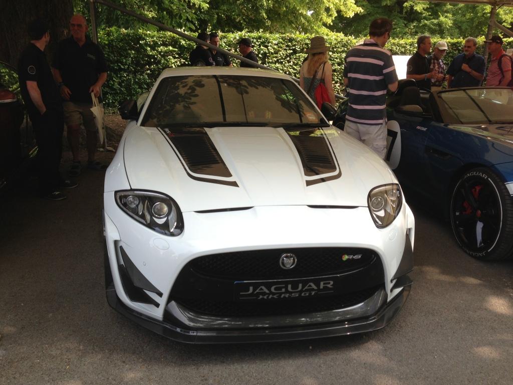 Jaguar XKRS-GT