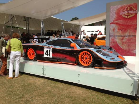 McLaren F1 Long tail