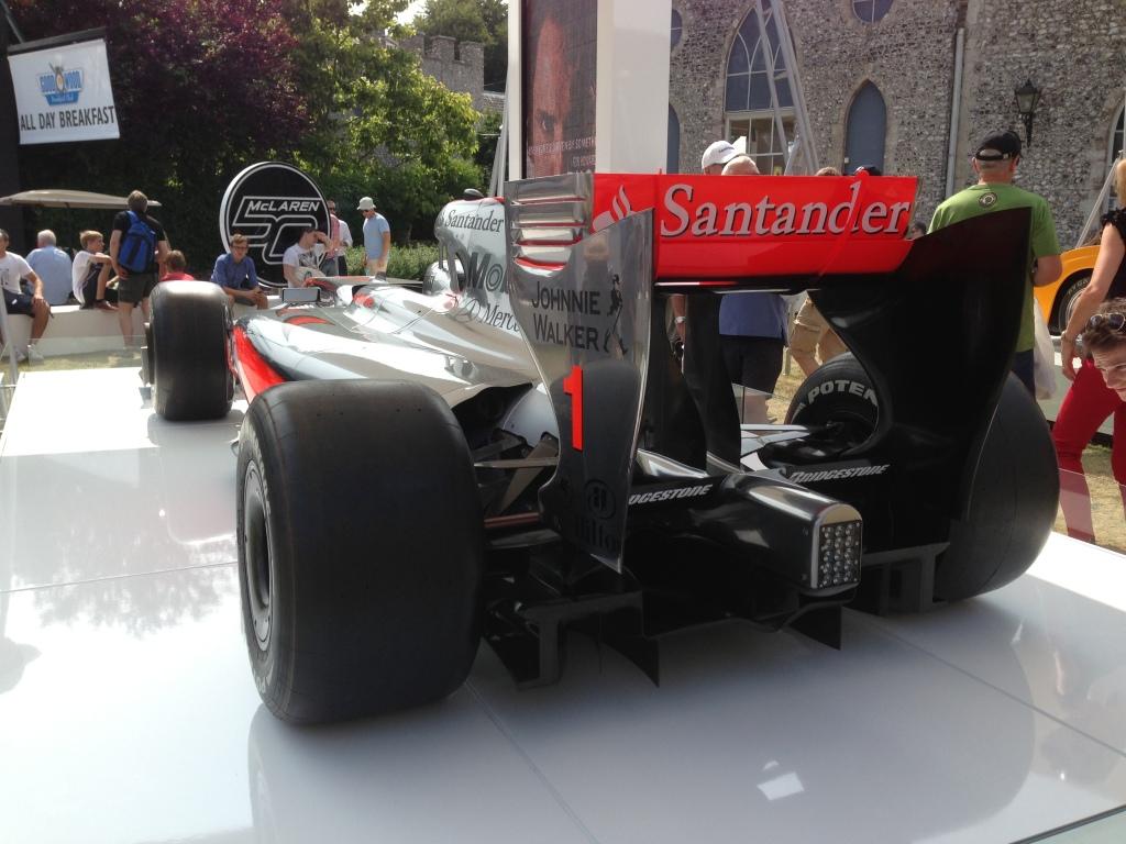 F1 Mclaren