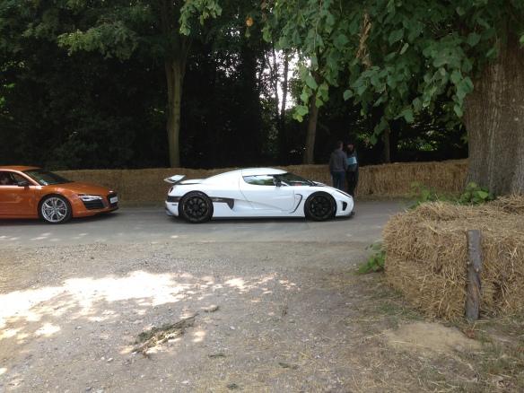 Hyper cars