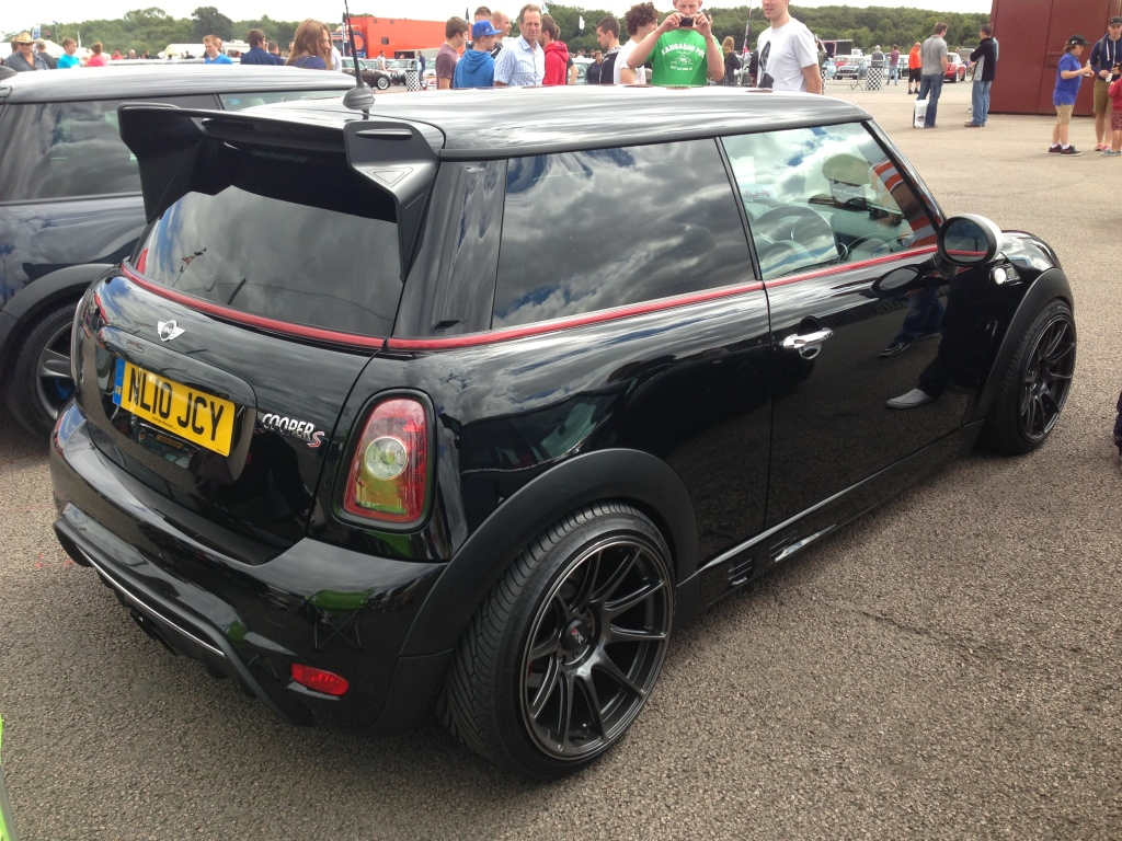 Andy's Cooper S