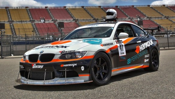 M3 Track car