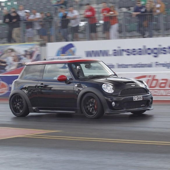 Red top JCW