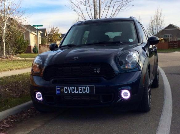 Countryman Cooper S drl