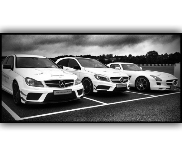 AMG Line up