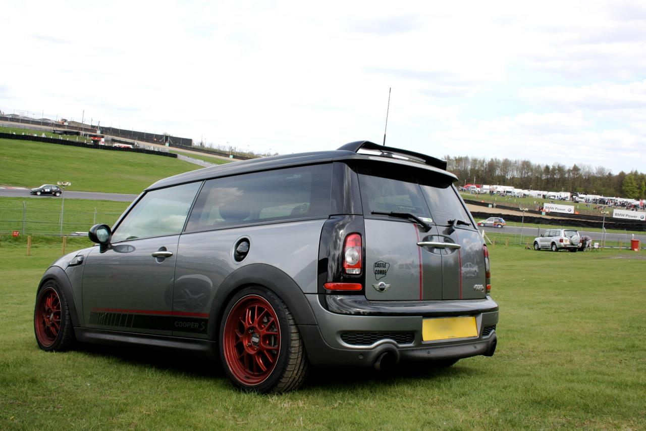 Castle Combe Circuit Track Shenanigans JCW Adventures