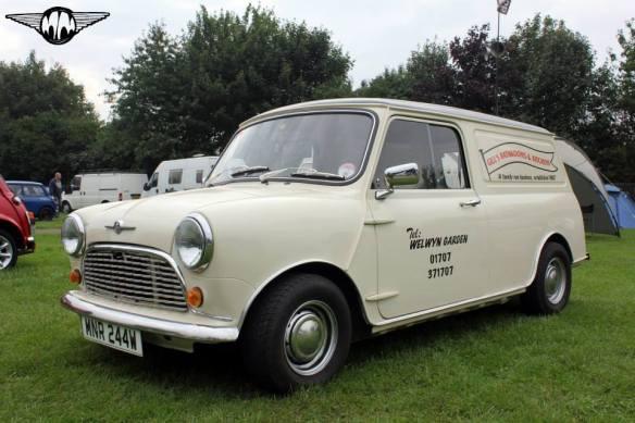 Classic Clubman Mini