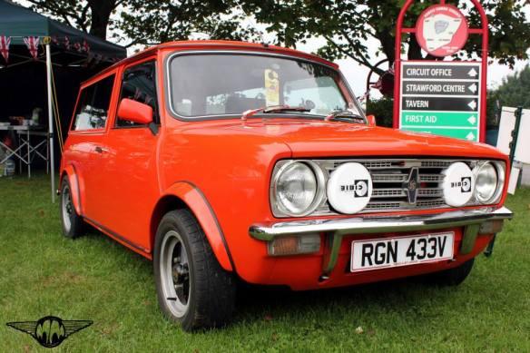 Classic Mini Clubman