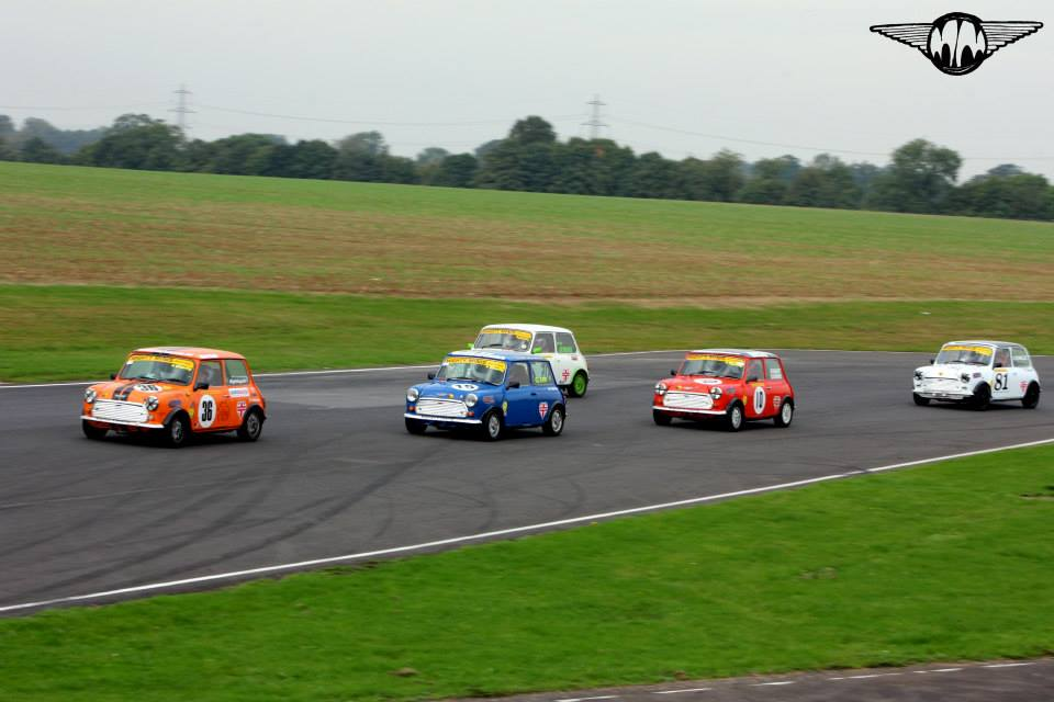 Classic MINI track battle 2