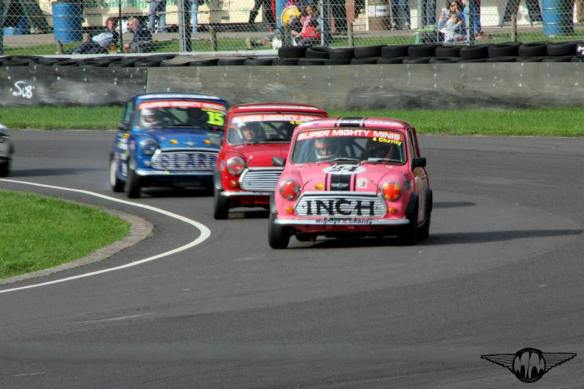 Classic Mini Track Battle