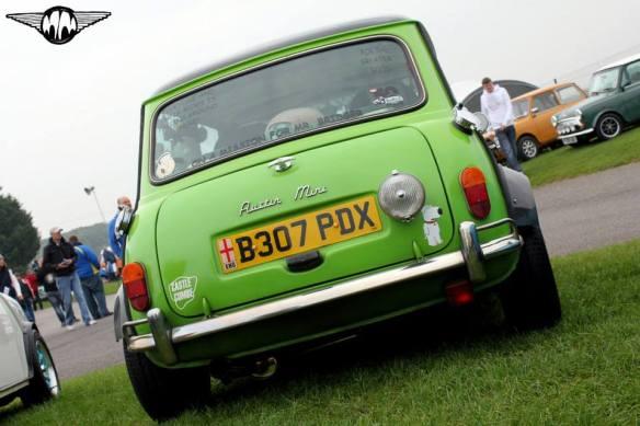Green Classic Mini