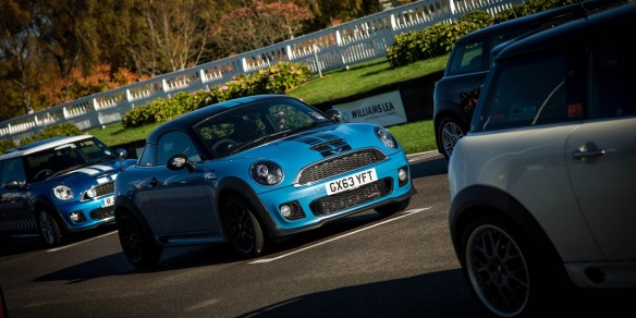 JCW Coupe Kite Blue
