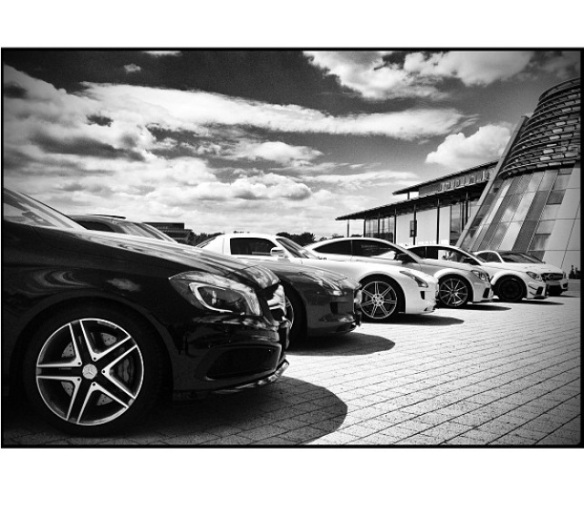 Mercedes Benz AMG Line up