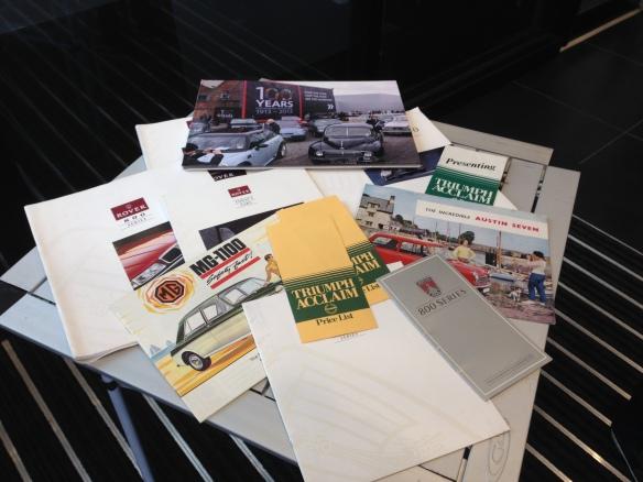 MINI leaflets