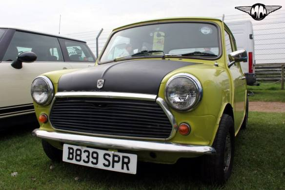 Mr Bean Classic Mini