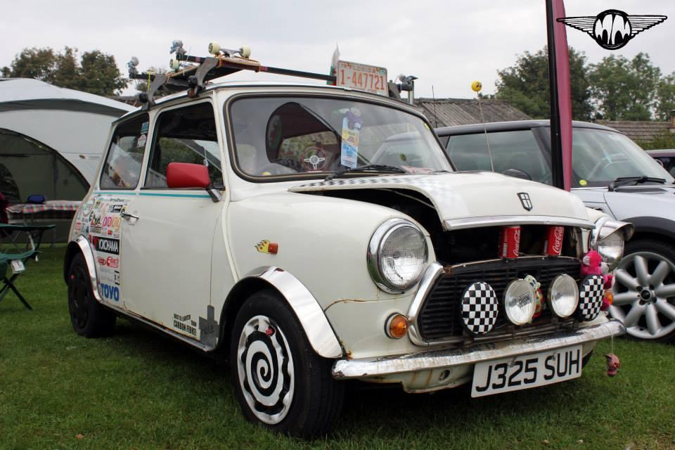 Rusty Classic Mini