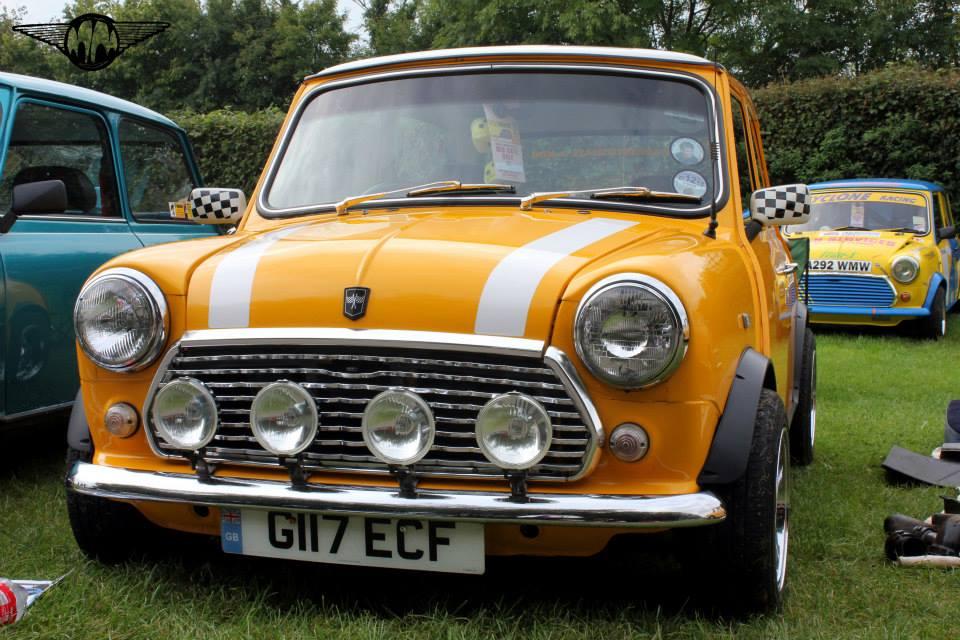 Yellow Classic Mini