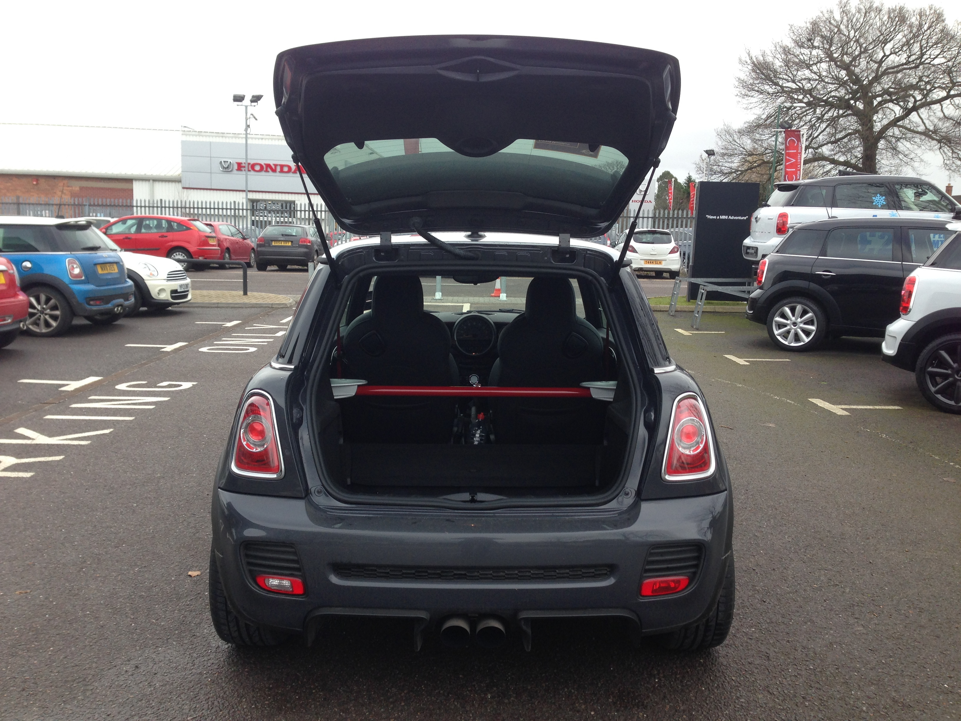 Mini Gp2 Review The Ultimate R56 Jcw Adventures