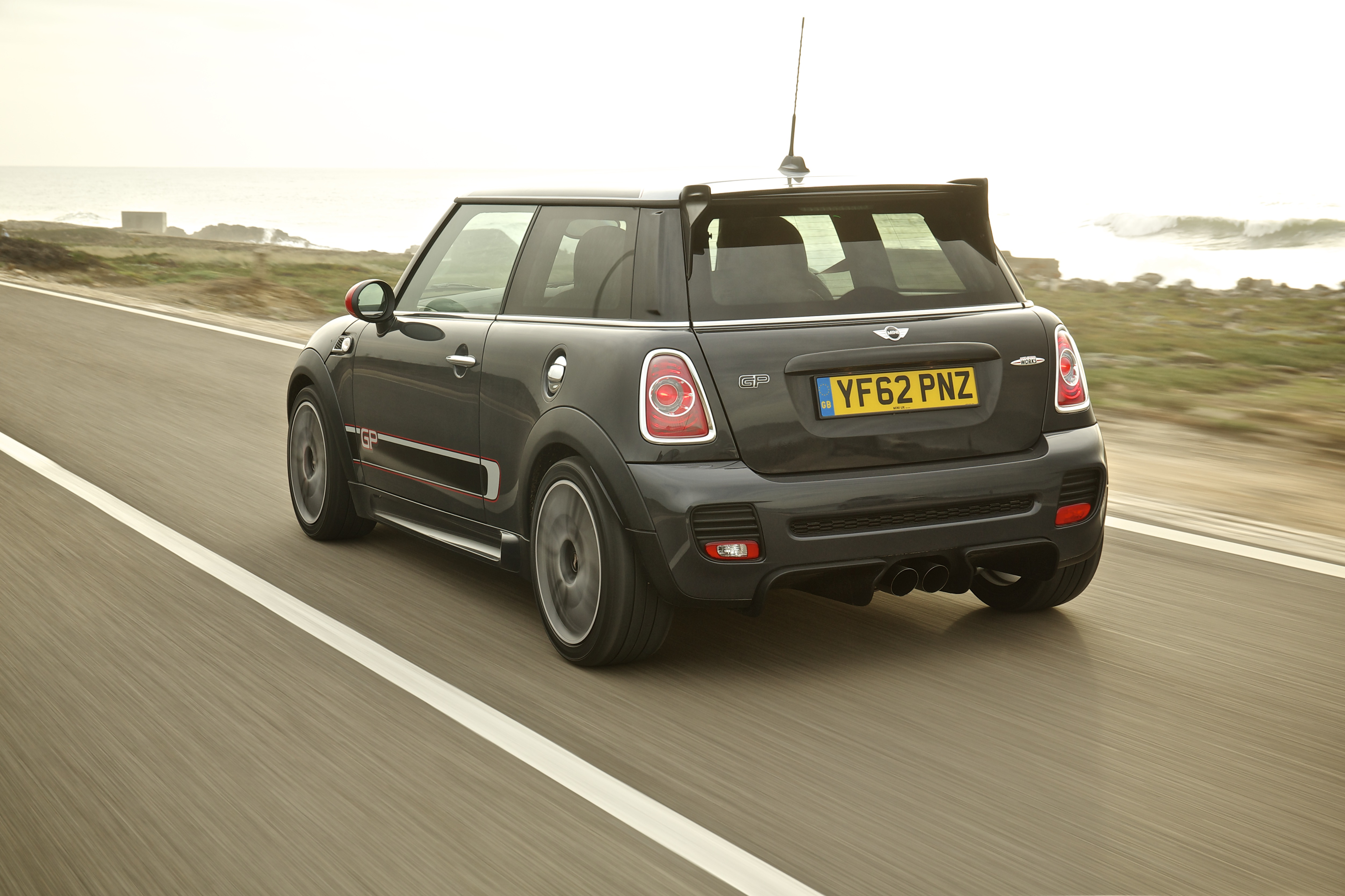 MINI GP2 Review: The Ultimate R56