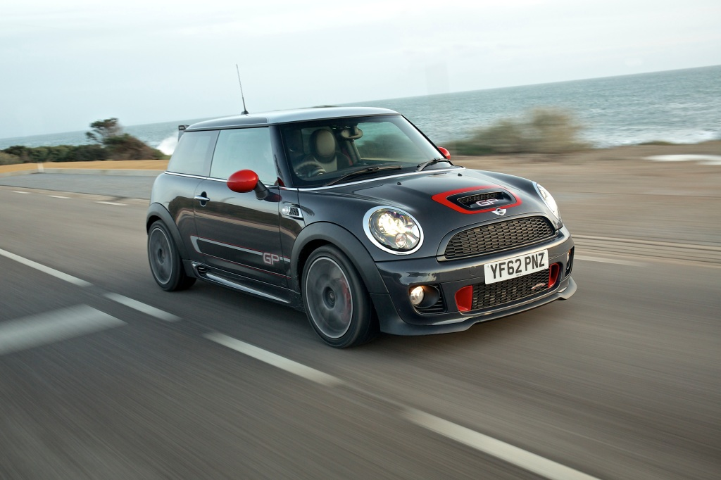 MINI GP2 Rolling shot