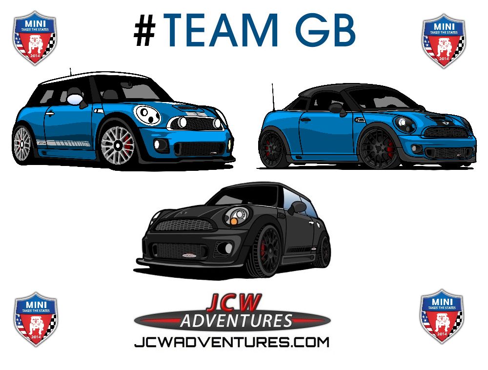 TEAM GB MTTS 2014