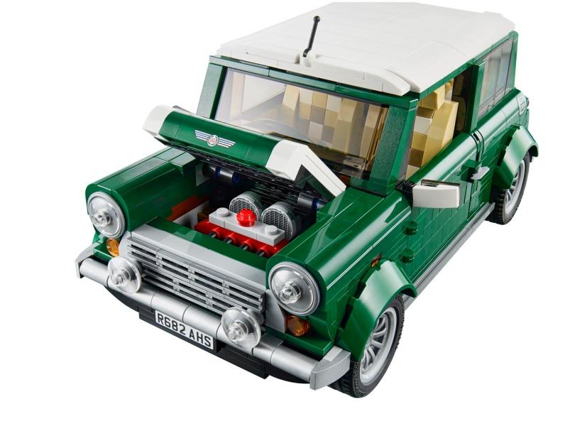 lego mini engine