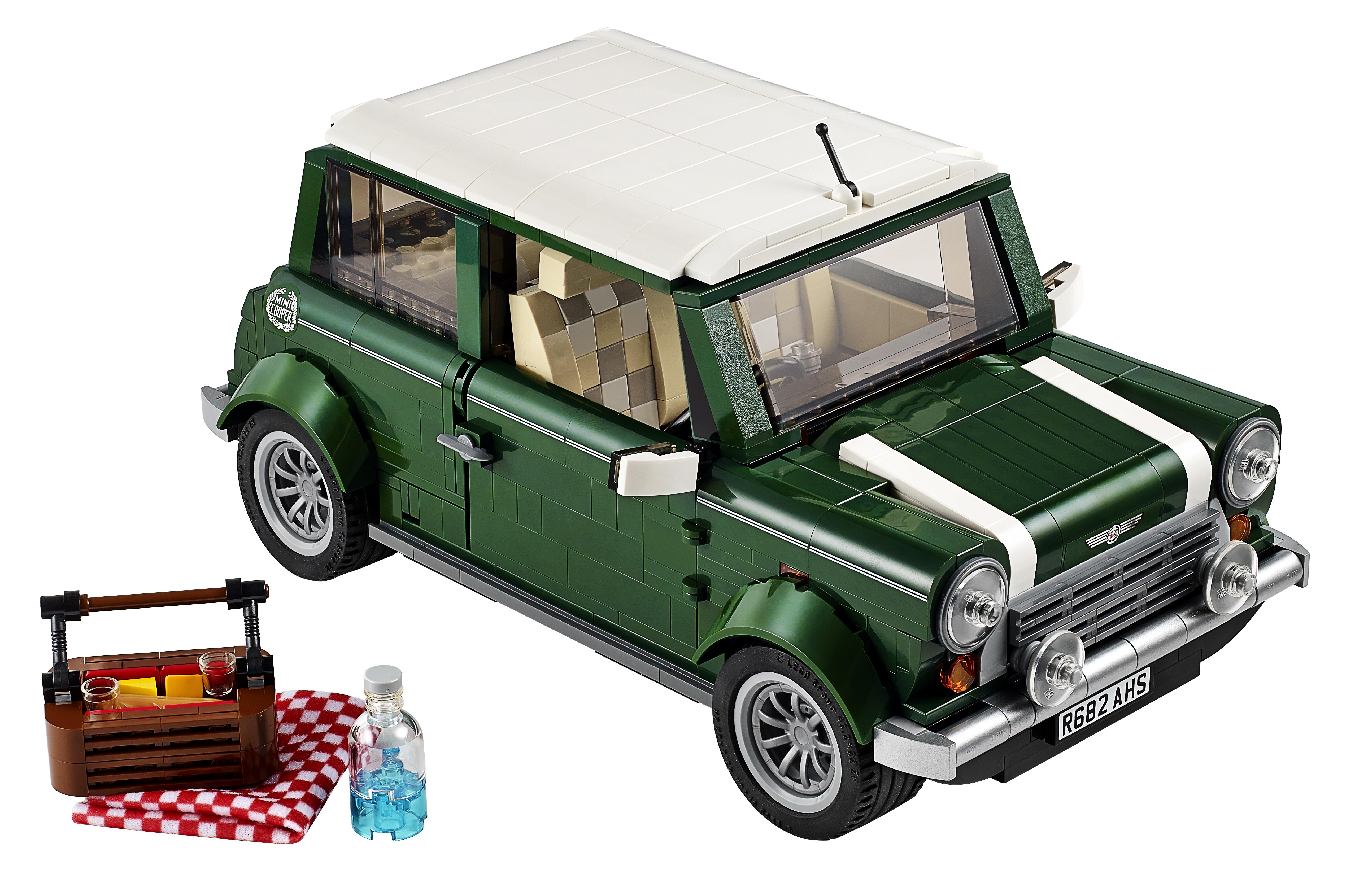 lego camera shots mini brandology jcw adventures. Black Bedroom Furniture Sets. Home Design Ideas