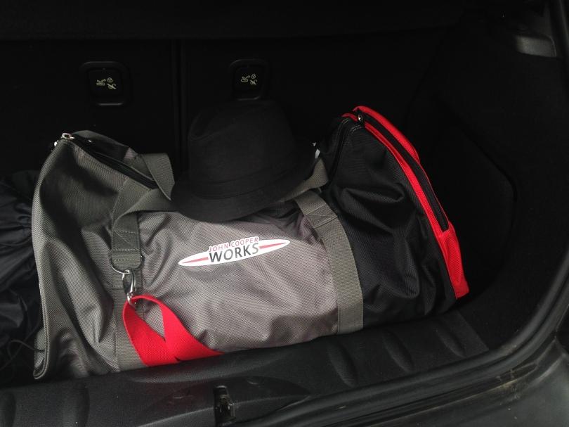 MINI adventure buffel bag