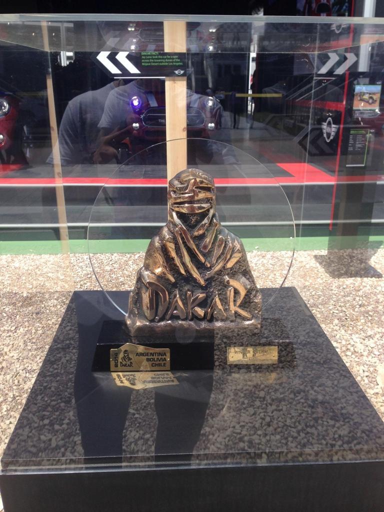 MINI Dakar Trophy