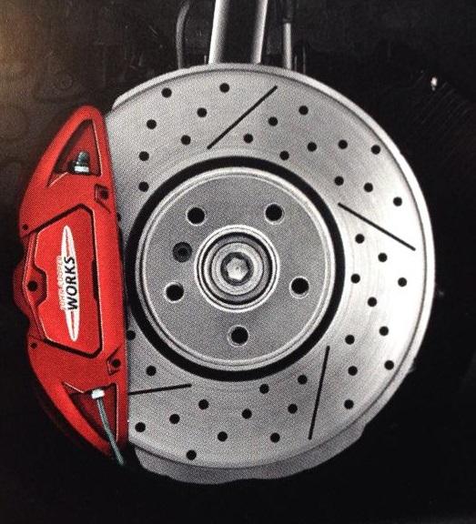 jcw brakes