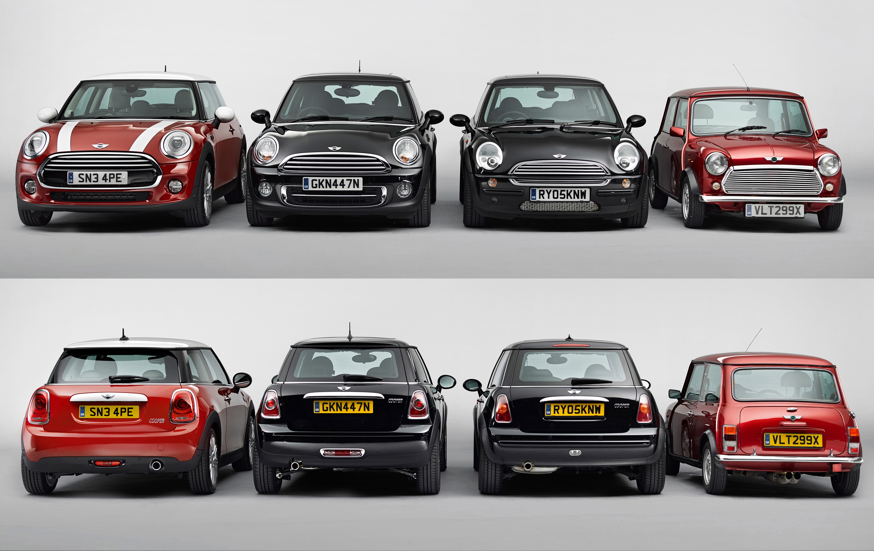 F56 MINI Cooper S UK USA Review Evolution Or Revolution JCW