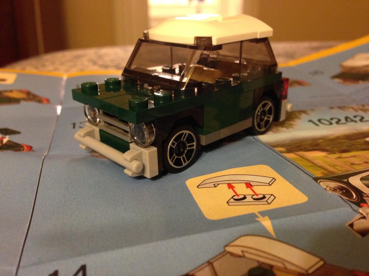 mini mini lego