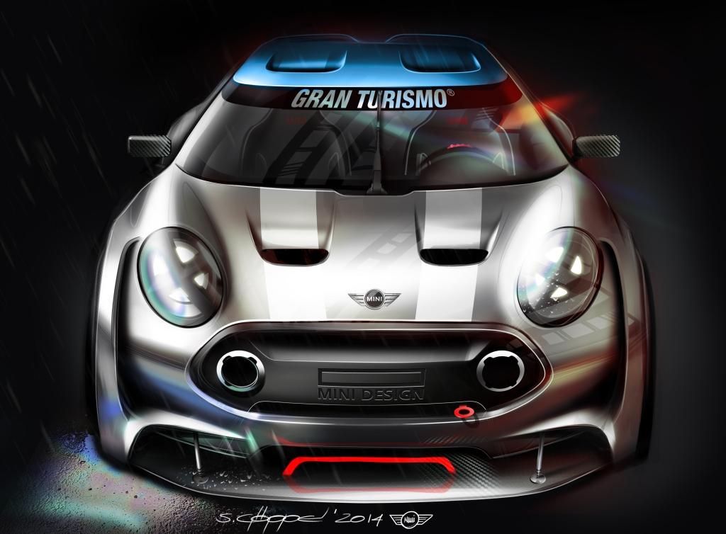 MINI Vision GT 01