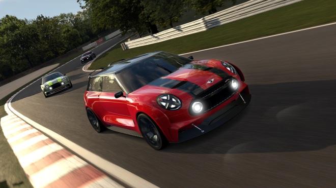 MINI Vision GT Track