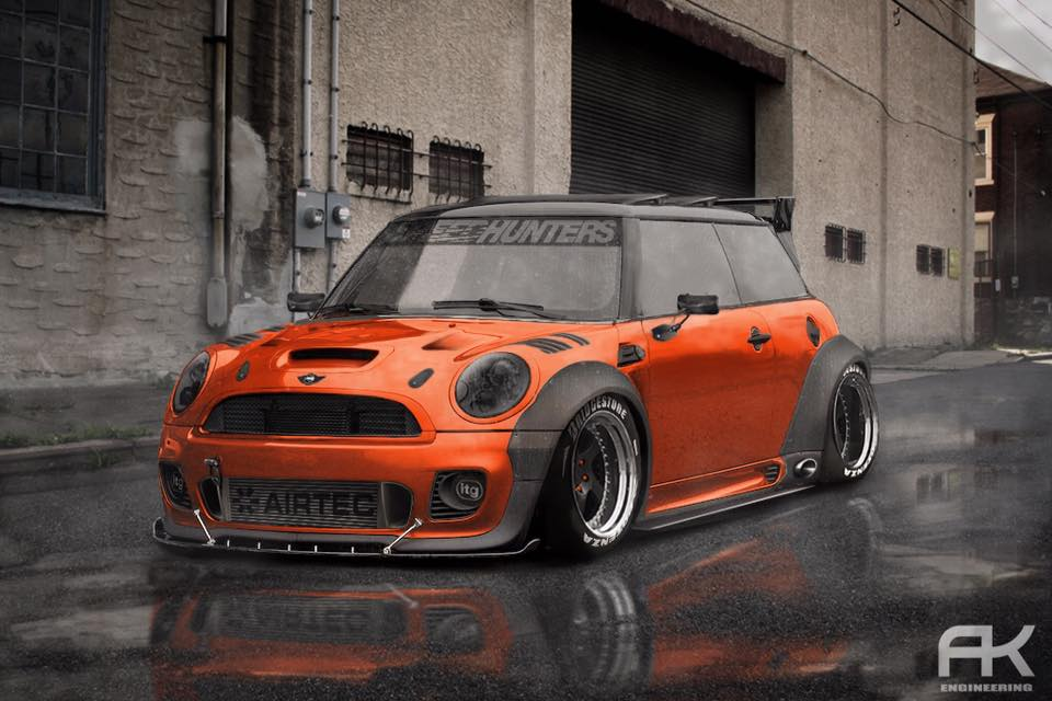 Building The Ultimate R56 Weekend Road Warrior JCW Adventures
