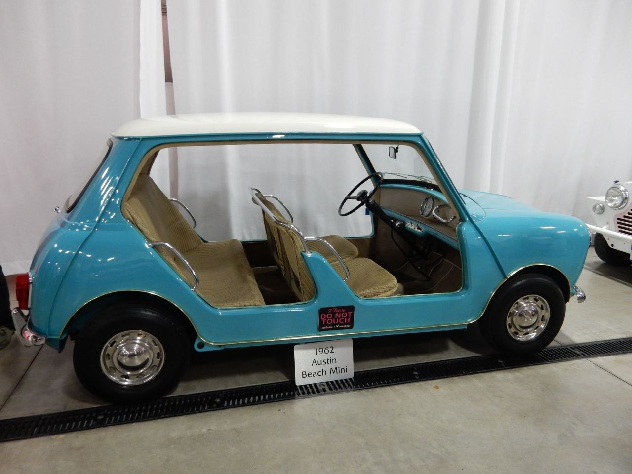 Mini Beach Car 2